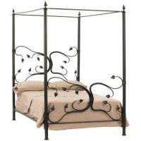 China Bedroom Furniture Eden Isle Canopy Bed on sale