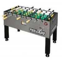 Tornado Platinum Tour Edition Foosball Table Coin-Op FREE SHIP Manufactures