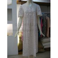 Buy cheap 204 floral print cotton nightdress from wholesalers
