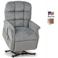 China Lift Chair Recliner, Medium Size, Hampton with 2-Motor Heat and Massage on sale