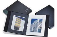 China Albums & Scrapbooks Master Edition Album Kit with White Pages on sale