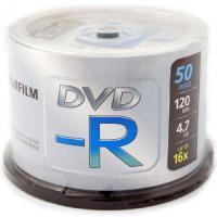 FUJI DVD-R 16x Speed Manufactures
