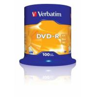 VERBATIM DVD-R 16x Speed (43549)