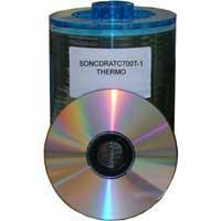 SONY CD-R THERMAL PRINTABLE 40mm CENTRE (ATP700T-1) Manufactures