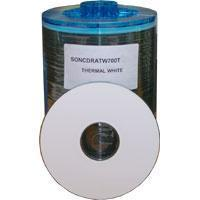 SONY CD-R THERMAL PRINT 40mm CENTRE (ATW700T-1) Manufactures