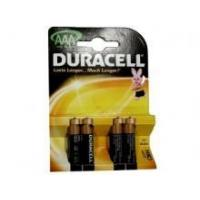 Buy cheap DURACELL AAA Alkaline 1.5V 10X4 Packs MN2400 from wholesalers