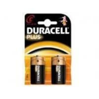 Buy cheap DURACELL PLUS C size Alkaline Batteries 10X2 packs MN1400 from wholesalers