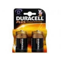 Buy cheap DURACELL PLUS D Size Alkaline Batteries MN1300 10X2 Packs from wholesalers