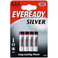Buy cheap EVEREADY SILVER AAA Batteries 12X4 Pack R03 from wholesalers