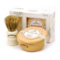 China D.R. Harris Shaving Bowl & Brush Gift Set on sale