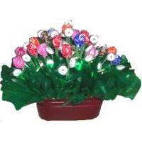 Basket of Cheer Candy Bouquet Manufactures