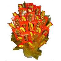 Burst of Brightness Candy Bouquet Manufactures