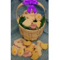 Easter Cookie Gift Basket Manufactures