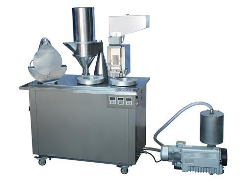Quality Capsule filling machine New type of CGN - 208 - c type semi-automatic filling machine for sale