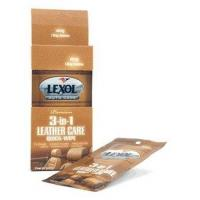 Buy cheap What's New Lexol Premium 3-in-1 Leather Care Quick Wipes 24 Pack from wholesalers