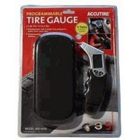 Buy cheap Special Values Accutire Talking Programmable Tire Pressure Gauge English y Espanol! from wholesalers