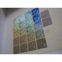 3D Hologram Adhesive Sticker Manufactures