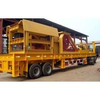 Sand Production Line Mobile Crushing Plant Manufactures