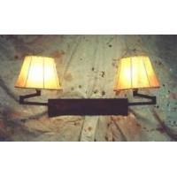 China Swing Arm Wall Sconce-Double arm on sale