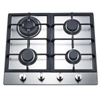 China S.S Panel 4 burner built-in hob(WM-G64BF) on sale