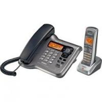 Uniden DECT2088 DECT 6.0 Corded/Cordless Phone with Answering System with Caller ID Manufactures