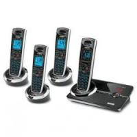 Uniden DECT3080-4 DECT 6.0 Cordless Digital Answering System with 3 Extra Handsets Manufactures