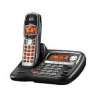 China Uniden TRU9466 2-Line Expandable Cordless System with Dual Keypad and Call Waiting/Caller ID on sale
