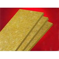 China Rock cotton products Aluminum foil superfine glass wool insulation board on sale
