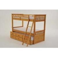 China Captain's Bunk With Storage & Guest Bed on sale