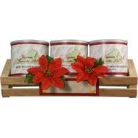 Gourmet Gift Baskets Nutty Trio Gift Crate Manufactures
