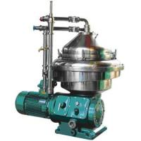 China Disk Stack Centrifuge for vegetable oil refining and animal oil refining on sale