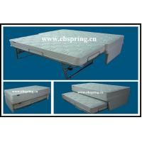 China Mattress & bedding double trundle bed on sale