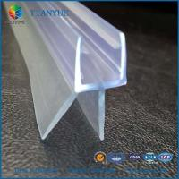 China PVC seal Proutcts productname:shower door rubber seal for glass on sale