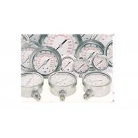 Sysmtem components Ultra high pressure gauge Manufactures