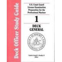 Deck Officer Study Guide, Five Volume Set by Capt. Joseph Murphy Manufactures
