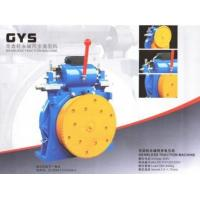China Elevator gearless traction machine 320-450KG on sale