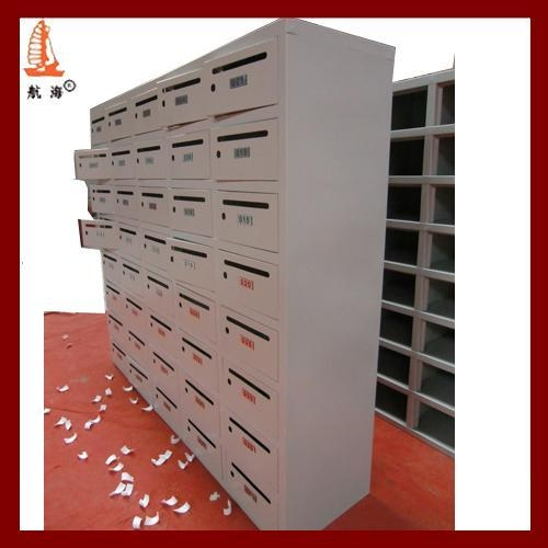free standing american metal mailbox for apartment building for sale