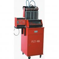 Fuel injector cleaner & analyzer Fuel Injector Cleaner & Analyzer FLT-8B Manufactures