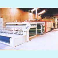 Through-Air Oven, Shoulder Padding Machinery Equipment (Low Pollution) Manufactures