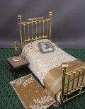 Beds+ Bronze Bed Set for Twin Bed Manufactures