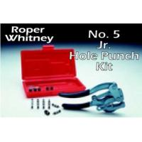 Roper Whitney #5 Jr. Hole Punch Manufactures