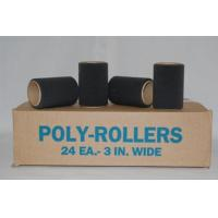 Black Poly Foam Rollers 3in. - CASE Manufactures
