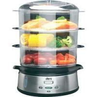 China Appliances DENIDeni 3 tier SS Food Steamer NW on sale