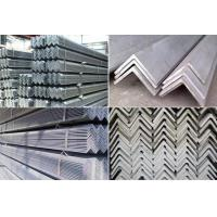 China Hot Rolled Angle Steel on sale