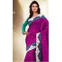 Appealing Raw Silk Saree DN15084