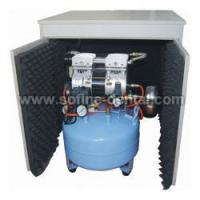 Silent Oilless Air Compressor (With Silent Cabinet and Air Dryer) Manufactures