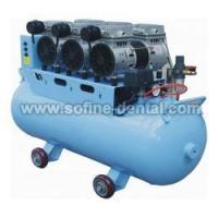 Oil Free Dental Air Compressor With CE Manufactures