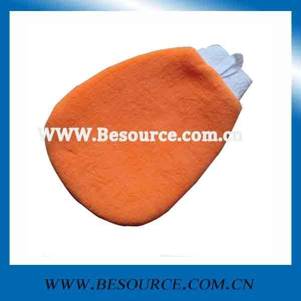 Quality car wash mitt microfiber cleaning mitt for sale