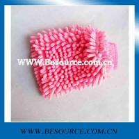 car wash mitt microfiber chenille cleaning glove Manufactures
