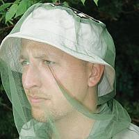 Buy cheap Mosquito Head Net, Green from wholesalers